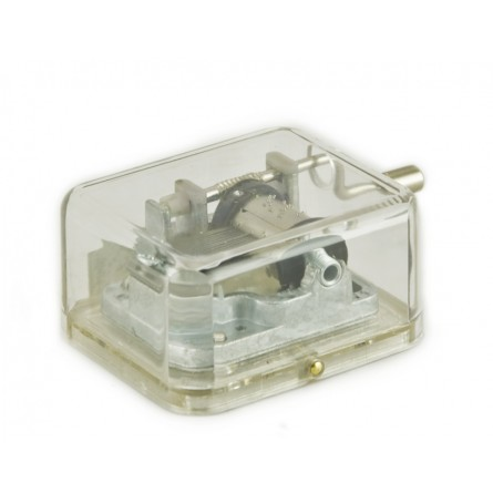 Grinder in plastic case
