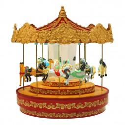 Golden Era Carousel