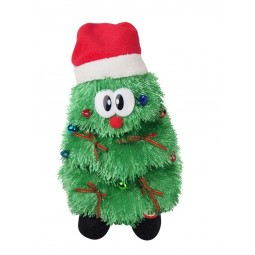 Music box dancing Christmas tree