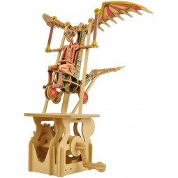 "Wooden edgy construction kit ""Flying Dreamer """