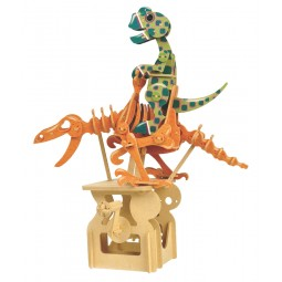 "Wooden edgy construction kit ""Briantasaurus """