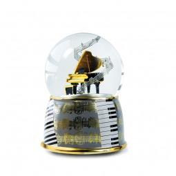 """Glitter globe """"Grandpiano"""""""