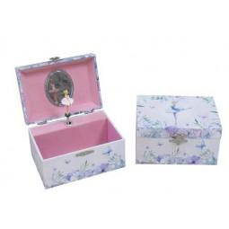Ballerina box light blue