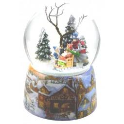Globe Family sleigh
