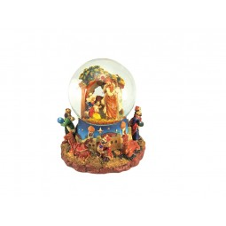 Snow globe Holy 3 Kings