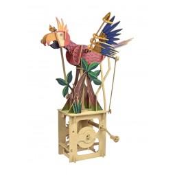 Puzzle 3D Parrot