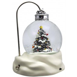 Globe Lantern Christmas tree