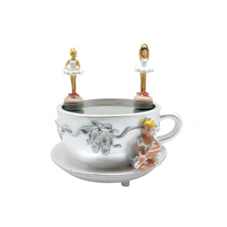 """Musicbox """"ballerina cup"""""""