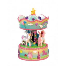 Unicorn Carousel