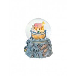 Glitter globe Noah´s ark