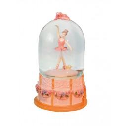 Musicbox ballerina dome