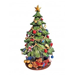 "Musicbox ""Trimmed Christmas tree"""