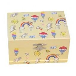 """Music box"""" treasure chest"""""""