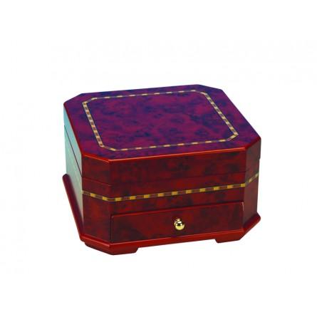 Jewelry box brown