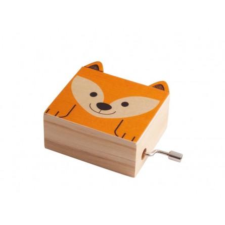 Hurdy-gurdy Fox