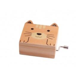 Hurdy-gurdy Cat