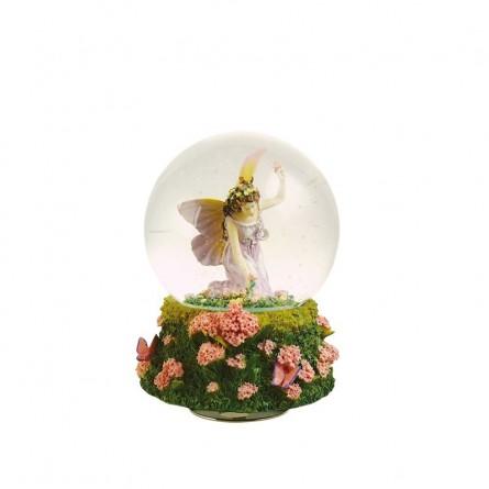 Flower picking fairy