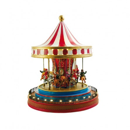 Nostalgic carousel