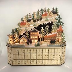 Advent Calendar Mountain Village