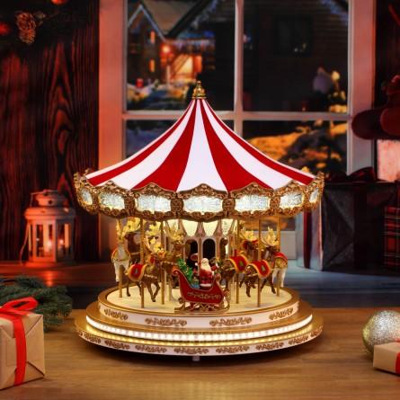Regal Christmas Carouse