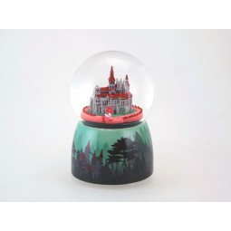 Glitter globe Dragon
