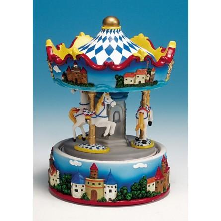 Bavarian carousel