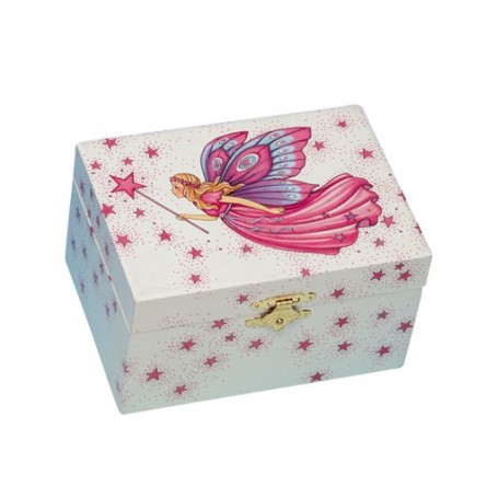 Jewelry box fairy