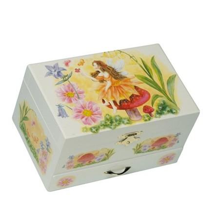 Jewelry box elves