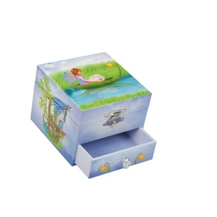 Jewelry box fairies