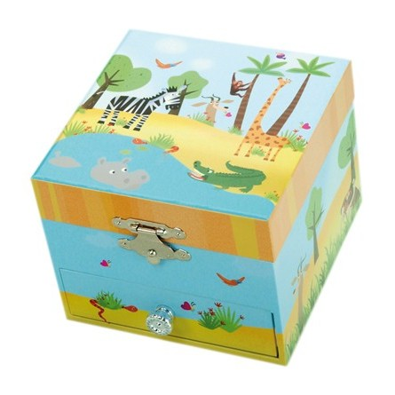 Jewelry box jungle