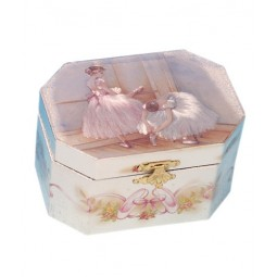 Jewelry box ballerinas