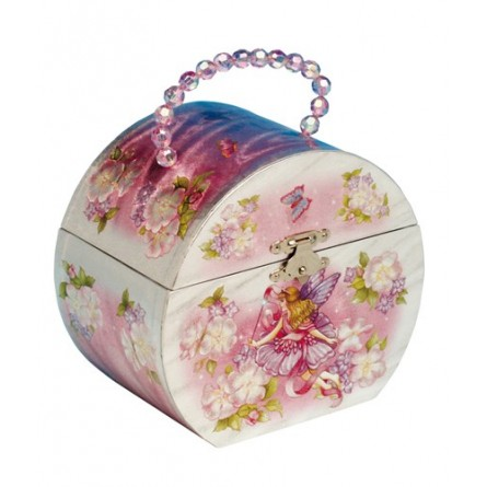 Ballerina jewelry bag