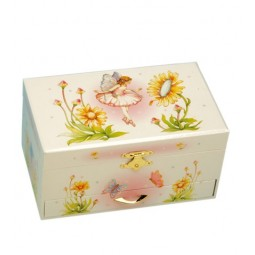 Box with fairies, 190 mm