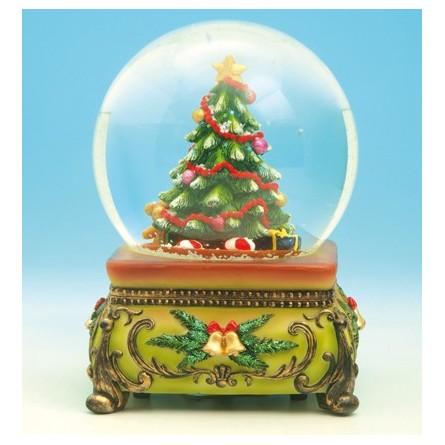 """Snow globe """"Christmas Tree"""""""