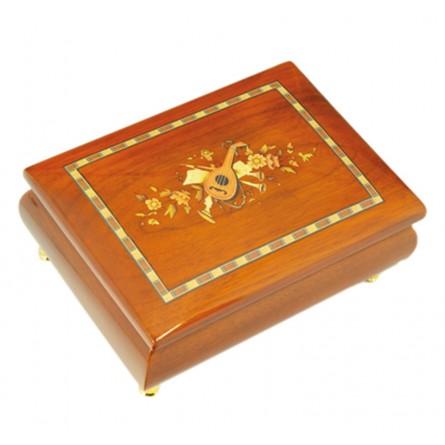 Classical jewelry box 180 mm