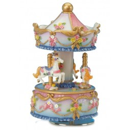 Carousel blue 140 mm