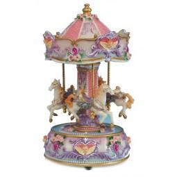 Angel bust carousel