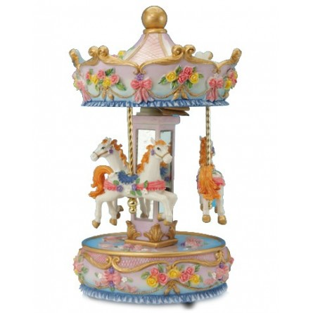 Carousel blue 230 mm