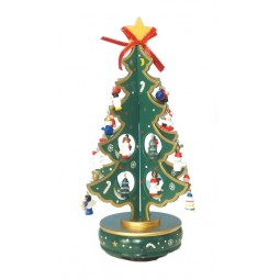 Christmas tree, green, 330 mm