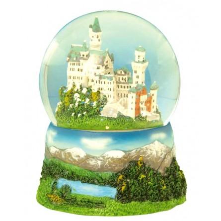 Globe Neuschwanstein