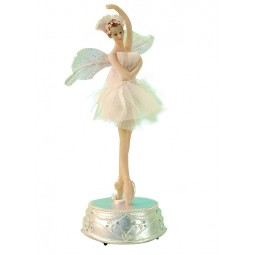 Ballerina with wings