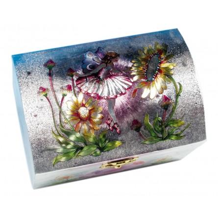 Jewelry box fairies