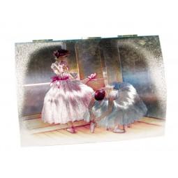 Jewelry box ballet scene