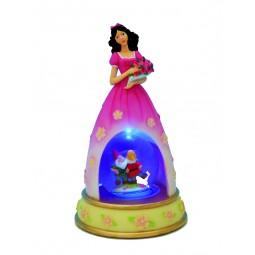 Snow White standing