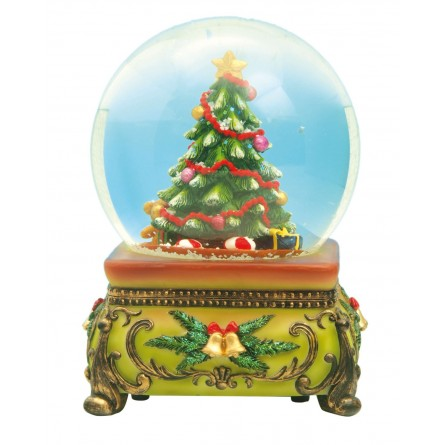 "Snow globe ""Christmas Tree"""