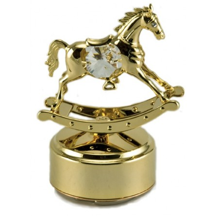 Rocking Horse (2 aust. crystals)