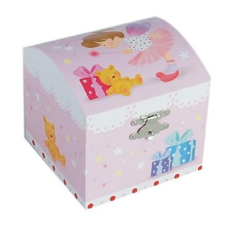Jewelry box bears