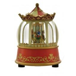 Carousell globe
