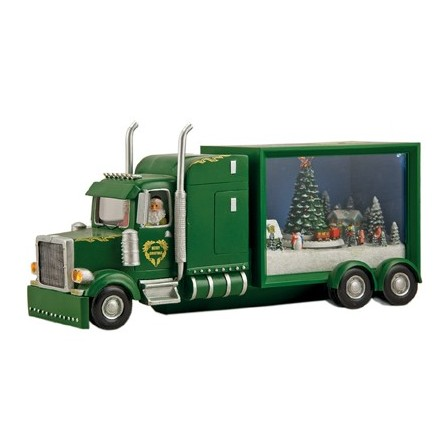 Santa truck small
