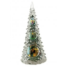 Acrylic glass Christmas tree